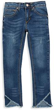 Joe's Jeans Girl's Mid-Rise Skinny Ankle Jeans