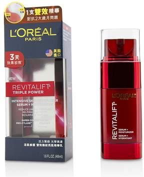 L'Oreal New Revitalift Triple Power Intensive Skin Revitalizer Serum + Moisturizer