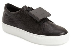Acne Studios Women's 'Adriana - Grain' Leather Sneaker