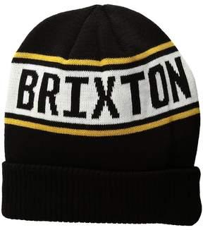 Brixton Capital Beanie Beanies