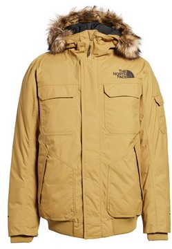 The North Face Men's Gotham Iii Waterproof Down Jacket