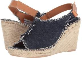 Sesto Meucci 2216-PO Women's Wedge Shoes
