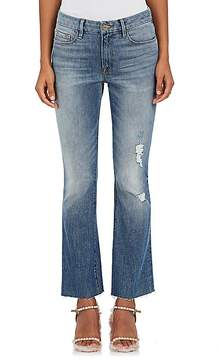 Frame Women's Le Mini Boot Distressed Jeans