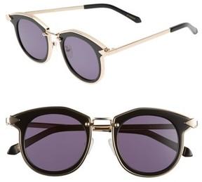 Karen Walker Women's Bounty 47Mm Sunglasses - Black