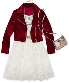 Knitworks Knit Works Sleeveless Party Dress - Preschool Girls