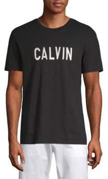 Calvin Klein Jeans Graphic Cotton Tee