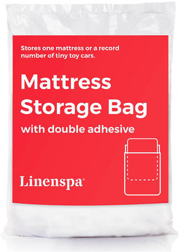 Asstd National Brand Linenspa Mattress Bag with Double Adhesive Closure