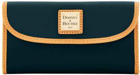 Dooney & Bourke City Continental Clutch - BLACK - STYLE