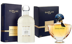 Guerlain Shalimar Eau de Parfum and Body Lotion Layering Duo