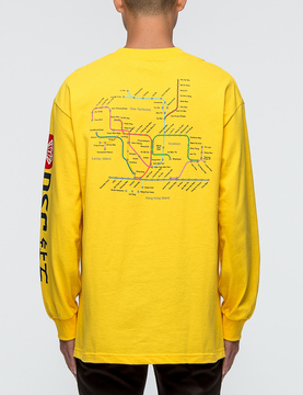 Diamond Supply Co. Transit L/S T-Shirt