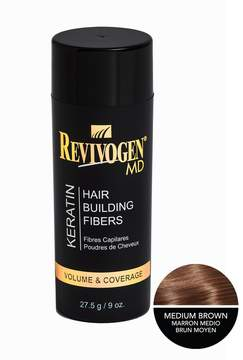 Revivogen MD Keratin Hair Building Fibers - Medium Brown