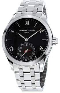 Frederique Constant Smart Stainless Steel Bracelet Watch