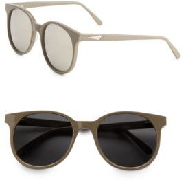 Prism New York 52MM Round Sunglasses