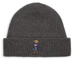 Polo Ralph Lauren Ribbed Wool Beanie