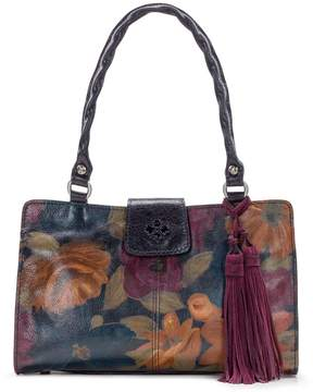 Patricia Nash Peruvian Painting Collection Rienzo Satchel