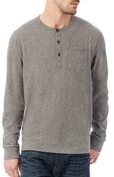 Alternative Cotton Henley Shirt