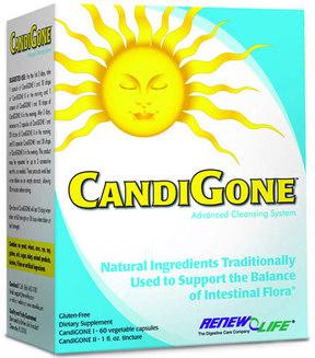 Candigone Kit by Renew Life Inc.