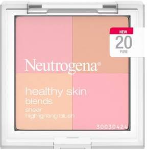 Neutrogena Healthy Skin Blends Sheer Highlighting Blush