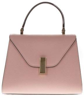 Valextra Iside Pink Leather Handbag