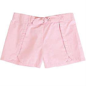 Nautica Girls' Tie-Front Pull On Short (8-16)