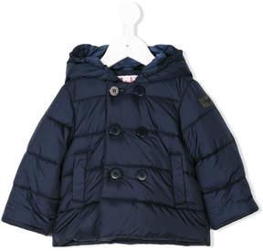 Il Gufo hooded puffer jacket