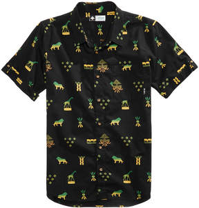 Lrg Men's Karma Printed Shirt