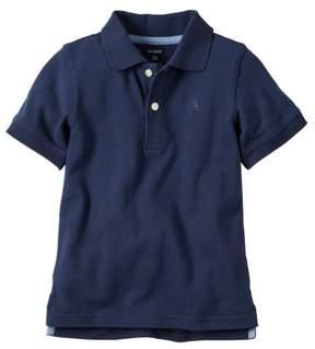 Carter's Baby Clothing Outfit Boys Pique Polo Navy