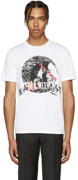Maison Margiela White Music T-Shirt