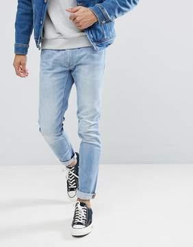 Lee Luke Lightwash Skinny Jeans Kick It Wash