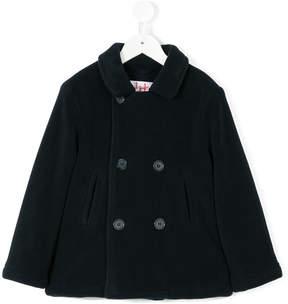 Il Gufo double breasted coat