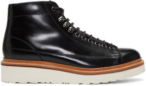 Grenson Black Andy Boots