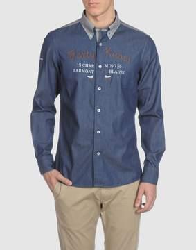 Harmont & Blaine Denim shirts