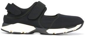 Marni velcro fasten sneakers