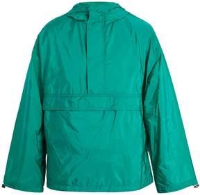 Prada Hooded lightweight jacket