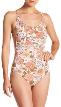 rhythm Blossom One-Piece Swimsuit