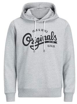 Jack and Jones Graphic Print Hoodie