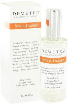 Demeter by Sweet Orange Cologne Spray for Women (4 oz)