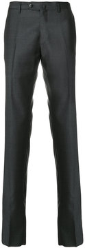 Caruso straight-leg trousers