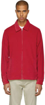 Noon Goons Red Corduroy Club Jacket
