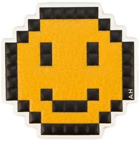 Anya Hindmarch 'Pixel Smiley' sticker