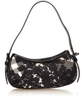 Burberry Pre-owned: Nylon Shoulder Bag. - BLACK X MULTI - STYLE