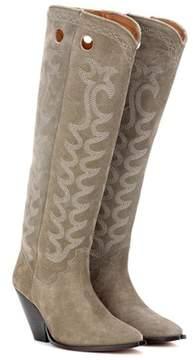 Etoile Isabel Marant Deytta suede boots