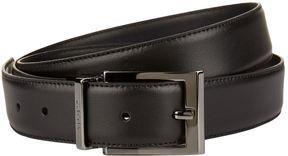 Z Zegna Leather Belt