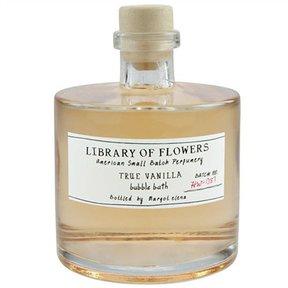Library of Flowers True Vanilla Bubble Bath