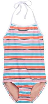 Toobydoo Hawkes Bay One-Piece Swimsuit (Toddler, Little Girls, & Big Girls)
