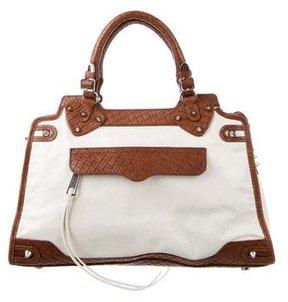 Rebecca Minkoff Studded Desire Bag - BROWN - STYLE