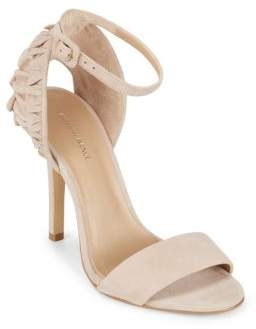 Saks Fifth Avenue Phoenix Leather Ankle-Strap Sandals