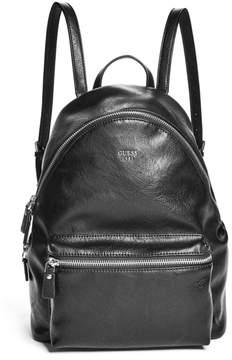GUESS Leeza Pebbled Large Backpack
