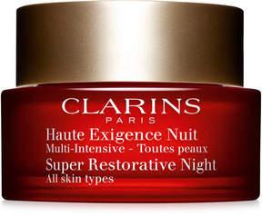 Clarins Super Restorative Night Cream, 1.6 oz