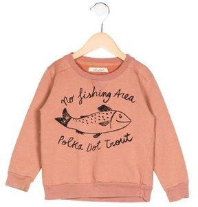 Bobo Choses Boys' Knit Printed Sweater